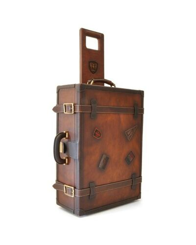 Pratesi Diligenza travel bag - B199 Bruce Brown