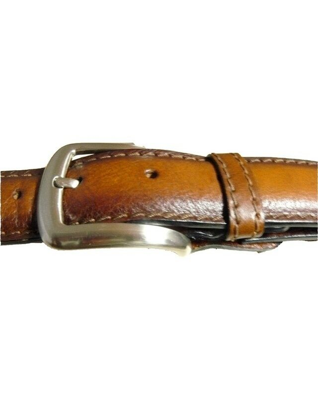 Pratesi belt - B003 Bruce Black