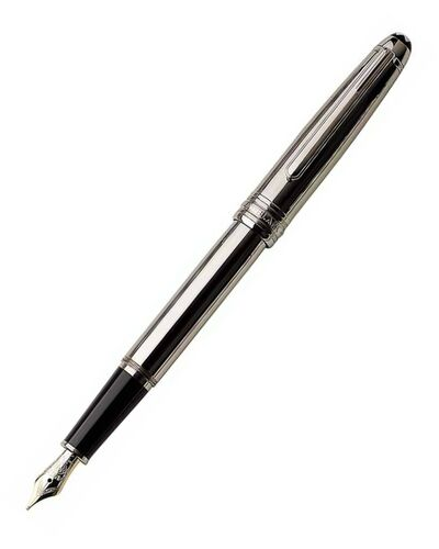 Montblanc Fountain pen Meisterstück collection Acciaio - MB23144