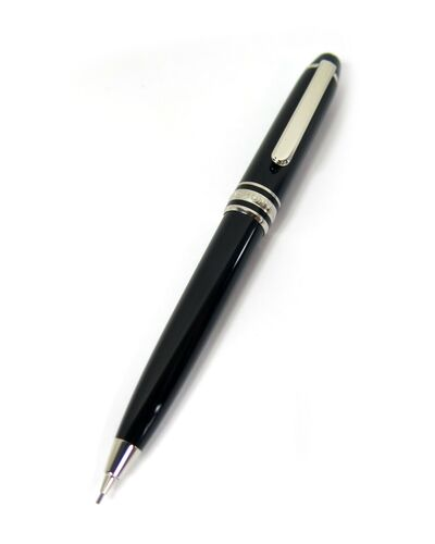 Montblanc Meisterstück mechanical pencil Platinum line, Black - MBP165/N