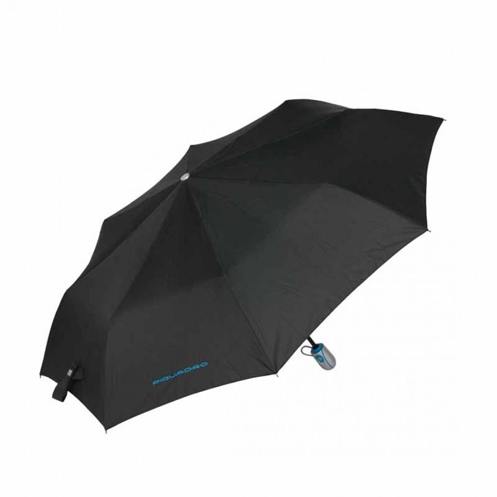 Piquadro Signo ombrello mini open/close, Nero - OM3770OM2/N