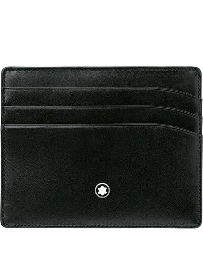 Montblanc Meisterstück Pocket 6cc, Black - MB106653