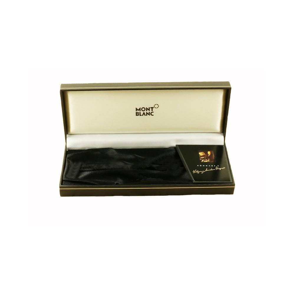 Montblanc Meisterstück Platinum Mozart mechanical pencil (Mini size), Black - MBP117