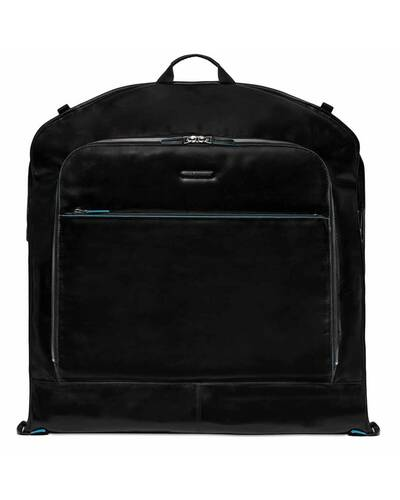 Piquadro Blue Square slim garment bag, black - PA1617B2/N