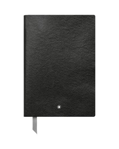 Montblanc Meisterstuck 146 notebook, lined, Black - MB113294/N