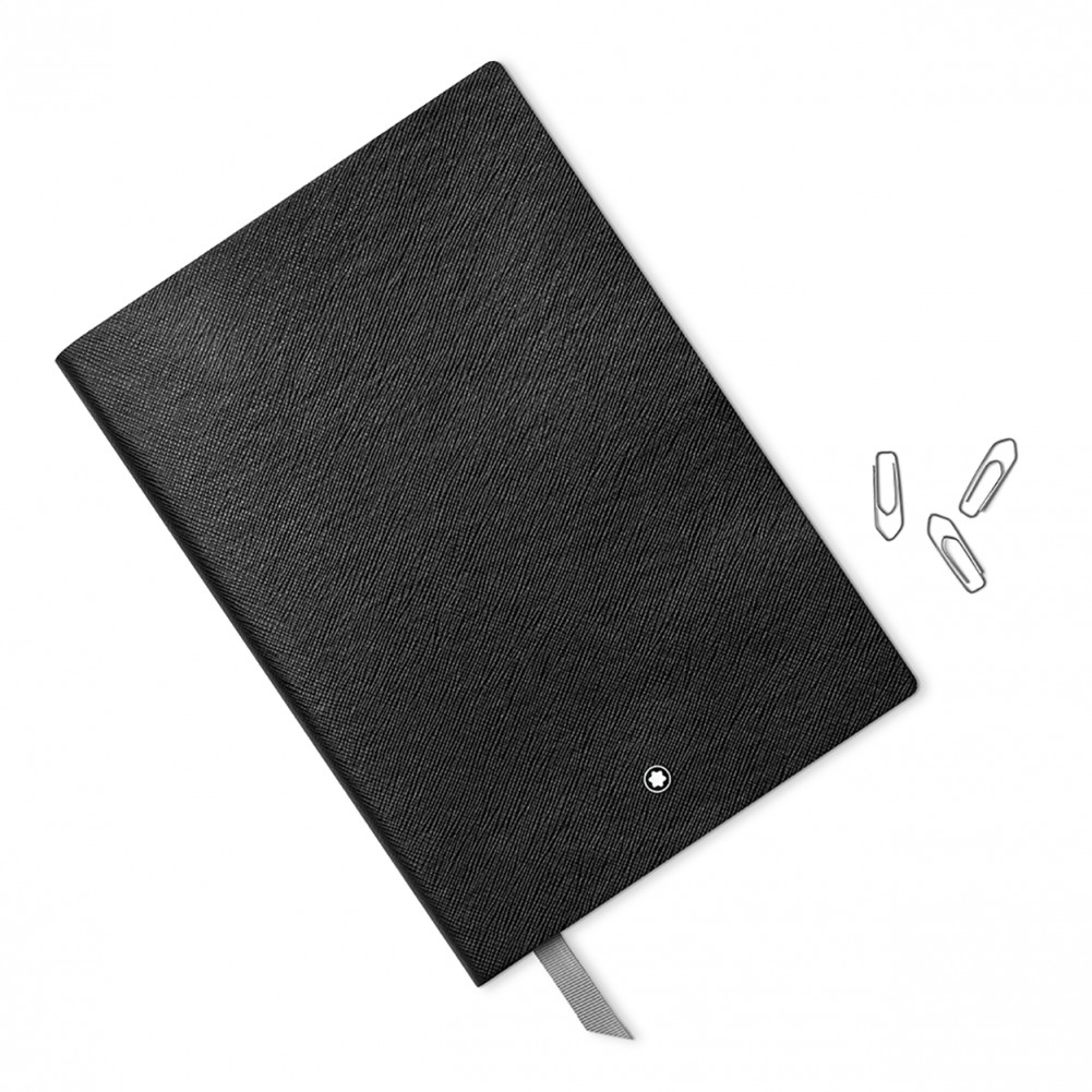 Montblanc Meisterstuck 146 blocco note a righe, Nero - MB113294/N