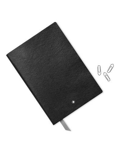 Montblanc Meisterstuck 146 notebook, lined, Black - MB113294/N