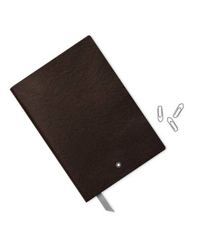 Montblanc Meisterstuck 146 blocco note a righe, Tabacco - MB113294/TA