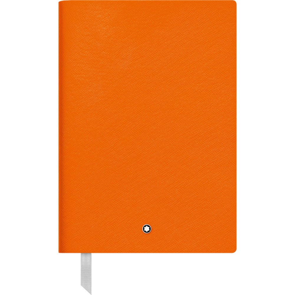 Montblanc Meisterstuck 146 blocco note a righe, Arancione - MB113294/AR