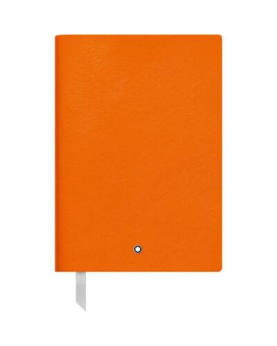Montblanc Meisterstuck 146 notebook, lined, Orange - MB113294/AR