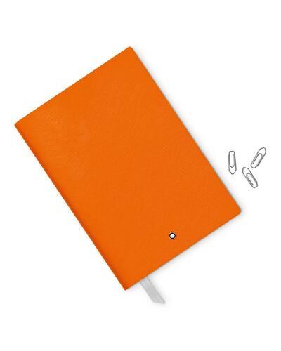 Montblanc Meisterstuck 146 notebook, lined, Orange - MB113294/AR