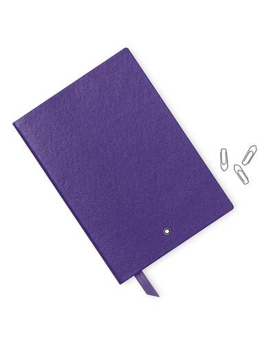 Montblanc Meisterstuck 146 notebook, lined, Purple - MB113294/VI
