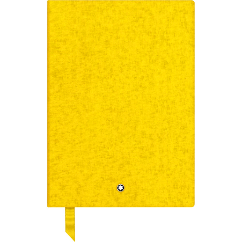Montblanc Meisterstuck 146 blocco note a righe, Giallo - MB113294/GI
