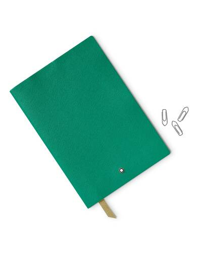 Montblanc Meisterstuck 146 notebook, lined, Green - MB113294/VE