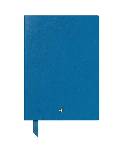 Montblanc Meisterstuck 146 blocco note a righe, Turchese - MB113294/TU