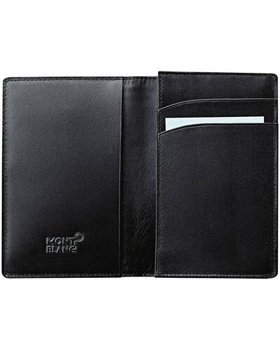 Montblanc Meisterstück business card holder, Black - MB14108