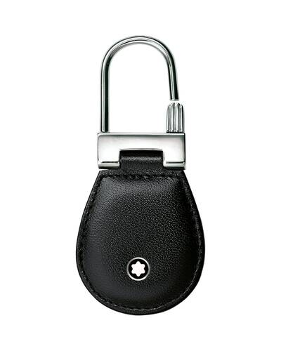 Montblanc Meisterstück key fob, Black - MB14085