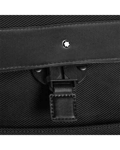 Montblanc NightFlight large backpack with flap - MB118259