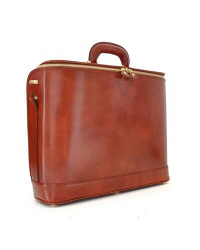 Pratesi Raffaello valigetta porta PC - B116/15 Bruce Nero