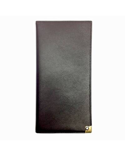 Montblanc Wallet, 6 cc check holder, MB30805