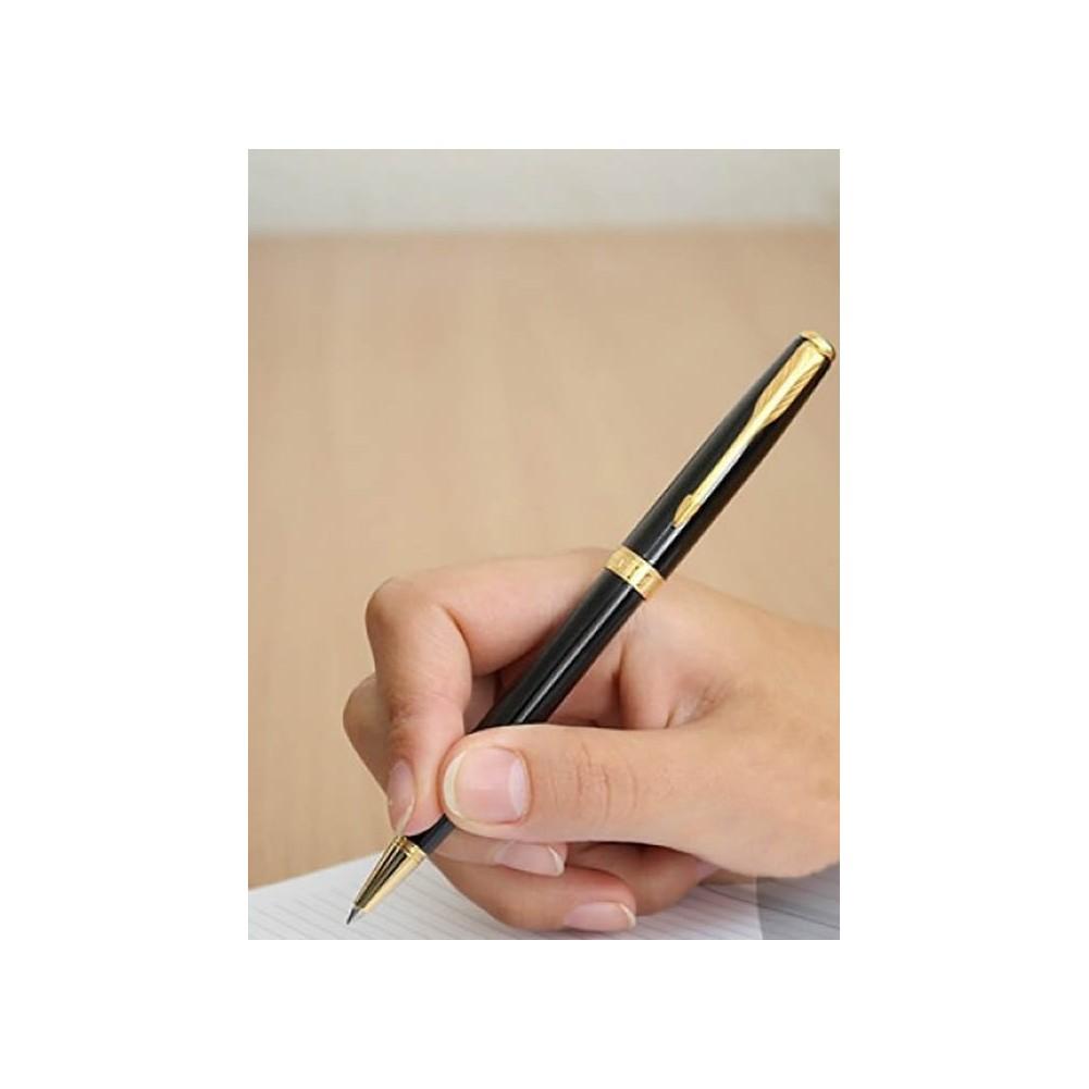 Parker penna a sfera Sonnet Black Lacquer GT - PA0808730