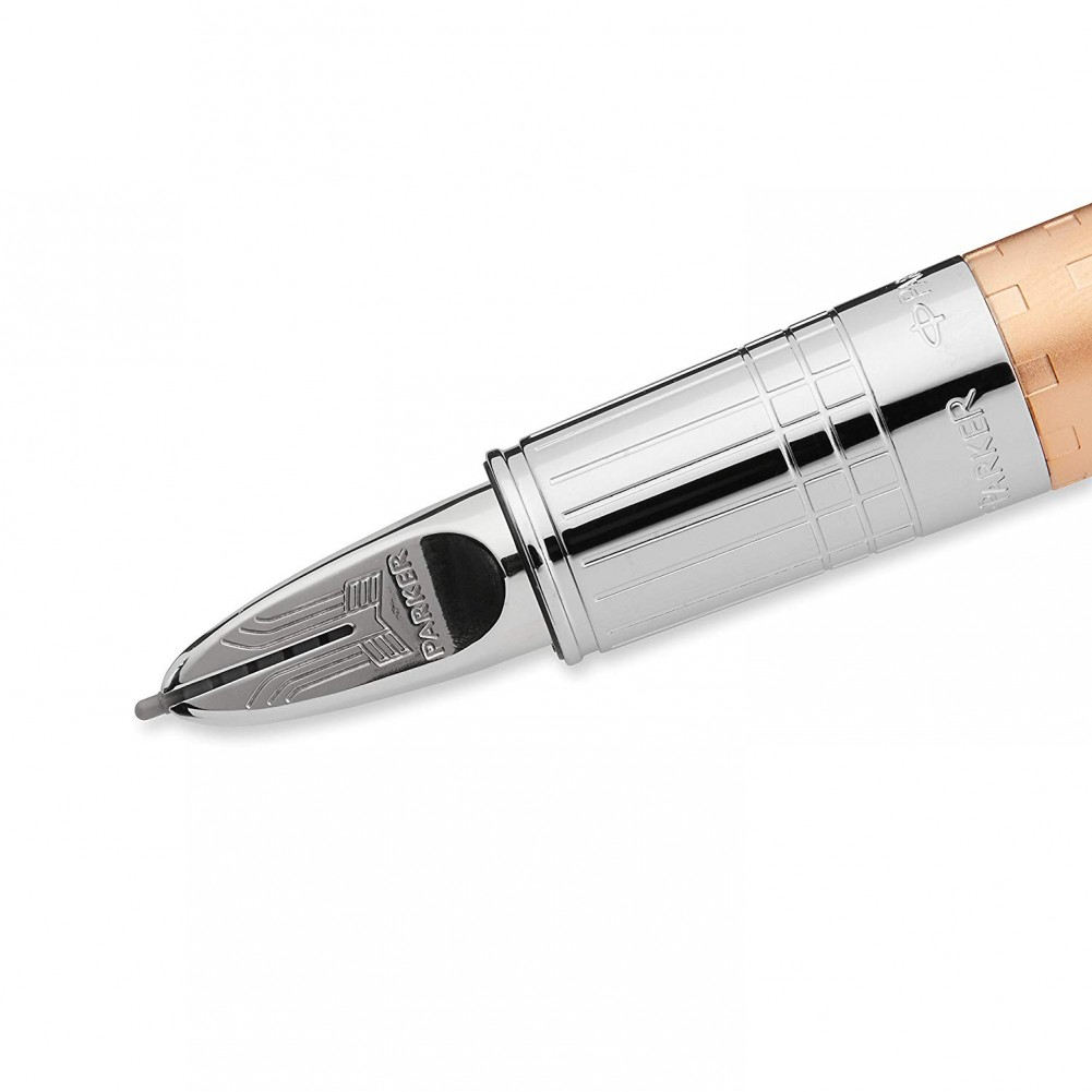 Parker Stilografica Daring Collection Ingenuity Pink Gold GT Slim - PA0959140
