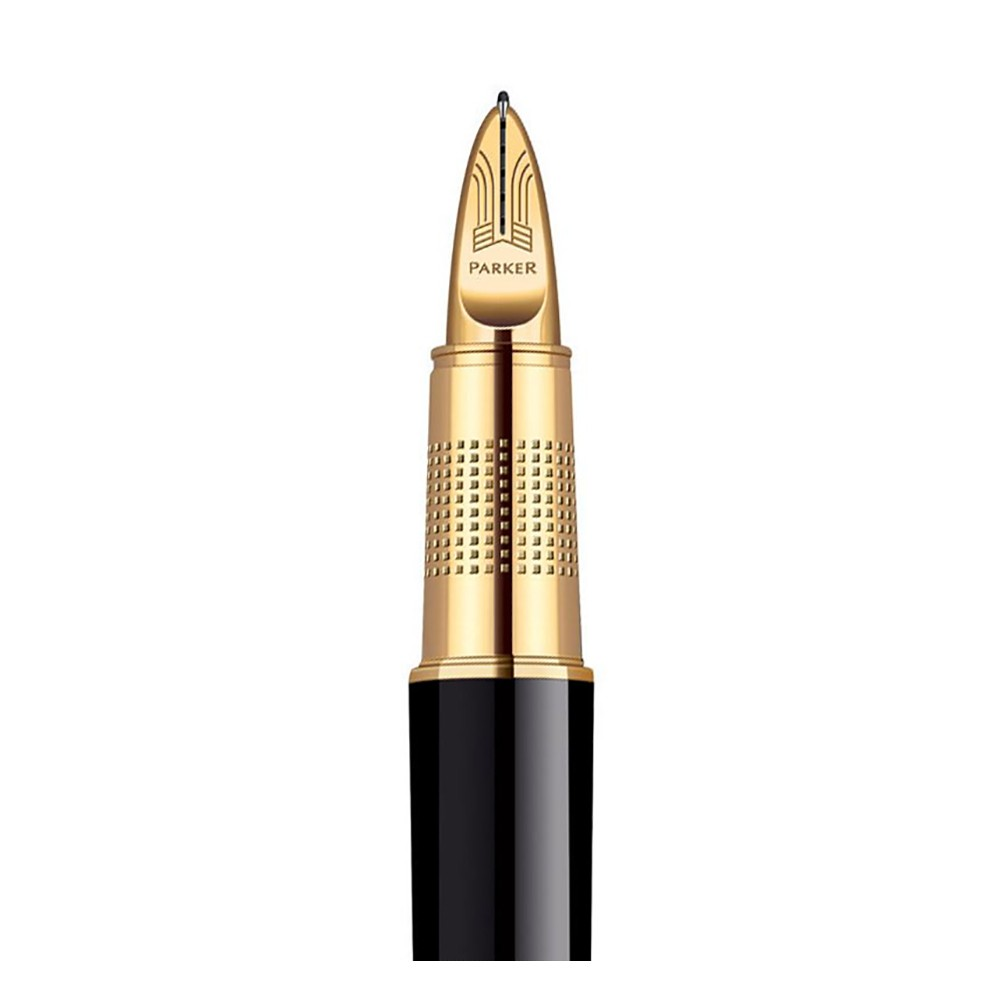 Parker Stilografica Ingenuity Classic collection Black Lacquer GT Large - PA0959220
