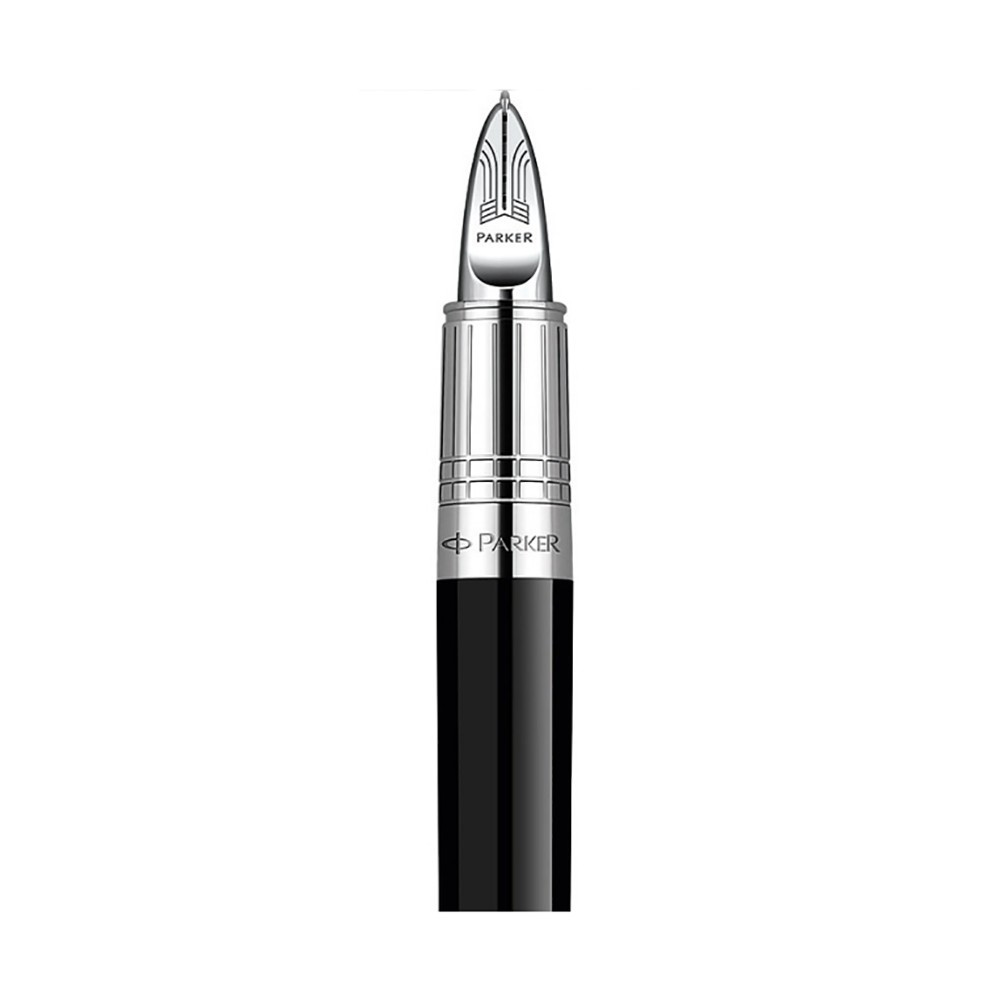 Parker Stilografica Ingenuity Daring collection Black Lacquer CT Slim - PA0959090