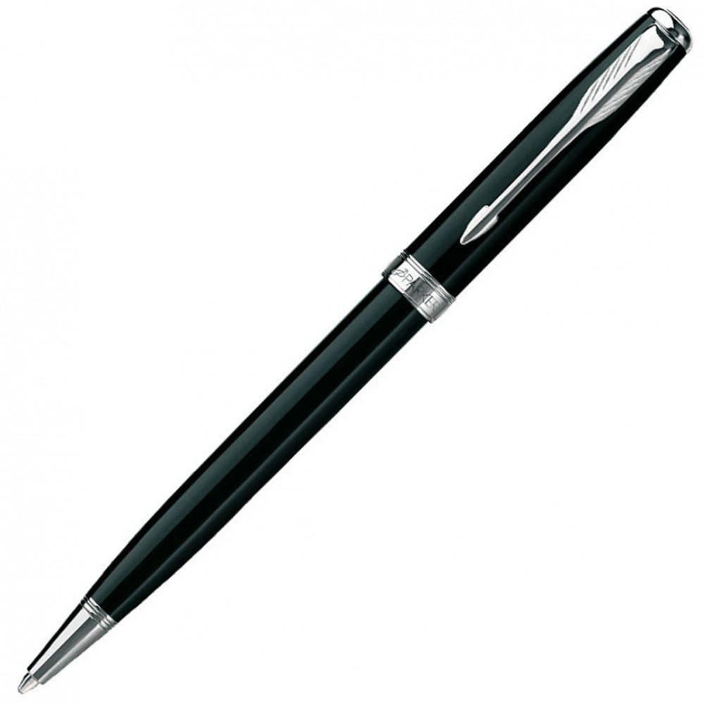 Parker penna a sfera Sonnet Black Lacquer CT - PA0808830