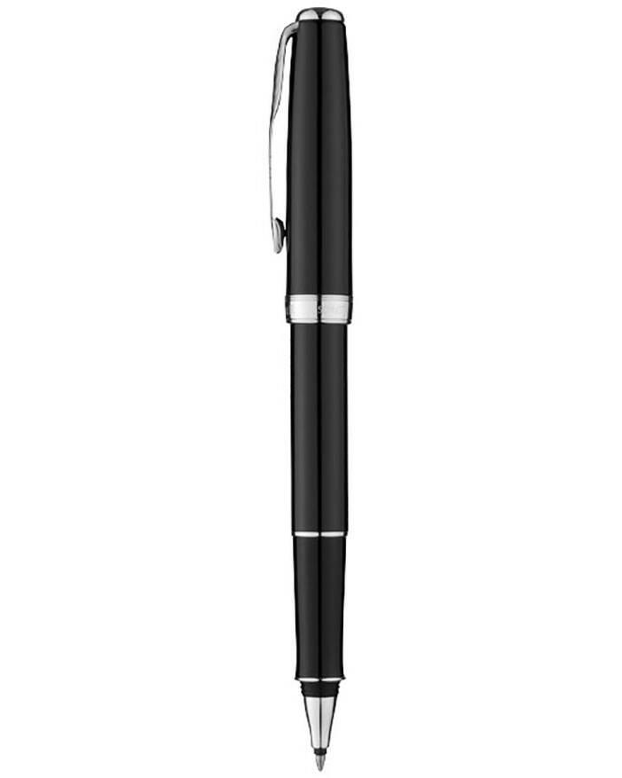Parker Sonnet Black Lacquer CT Roller - PA0808820