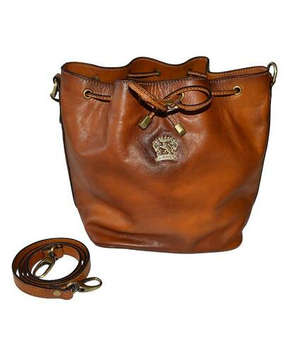 Pratesi Sorano shoulder bag - B501/25 Bruce Emerald