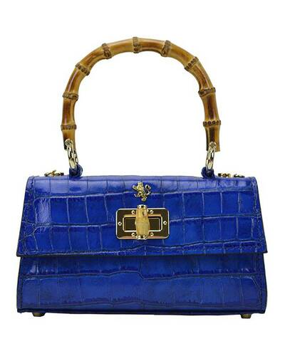 Pratesi Castalia lady bag -K298/20 King Electric Blue