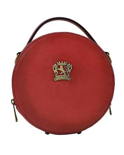 Pratesi Troghi shoulder bag - B188 Bruce Cherry