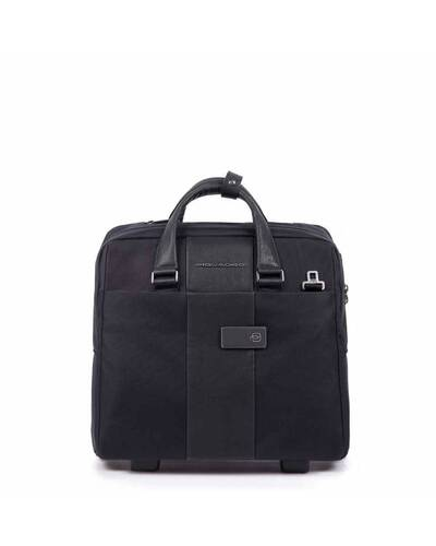 Piquadro Brief Cartella trolley porta PC, Nero - BV4729BR/N