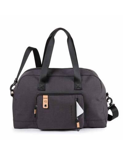 Piquadro Blade Duffle bag, Black - BV615BL/N