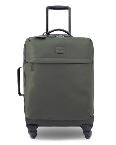 Fedon 1919 - Sofia - Soft technical fabric luggage, Green - WT1910001/VE