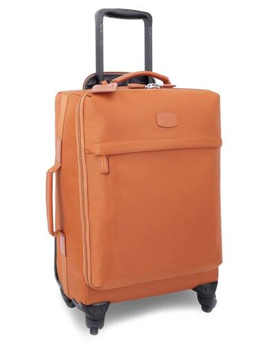 Fedon 1919 - Sofia - Soft technical fabric luggage, Orange - WT1910001/AR
