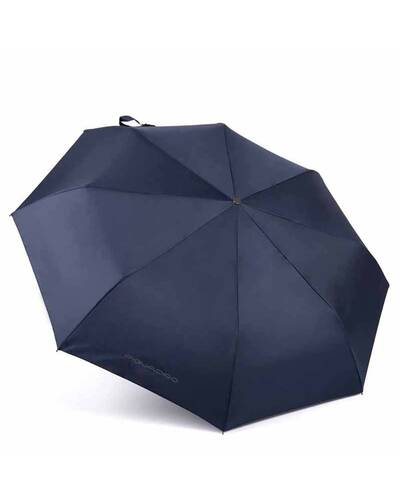 Piquadro pocket open/close umbrella, Blue - OM3645OM4/BL