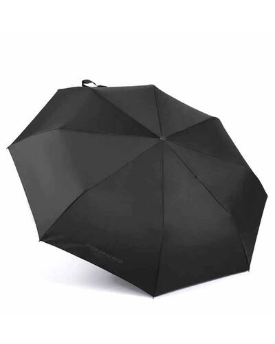 Piquadro pocket open/close umbrella, Black - OM3645OM4/N
