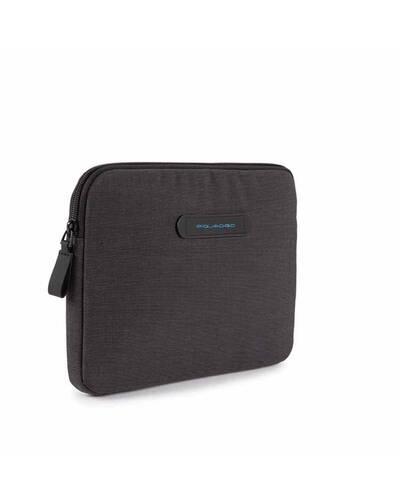 Piquadro soft case for iPad, Black - AC592BL/N
