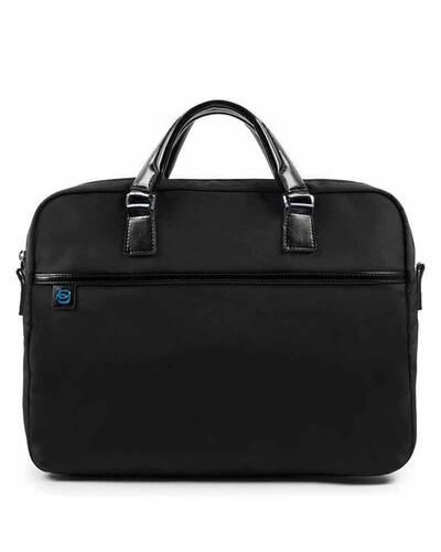 Piquadro Portfolio briefcase, Black - CA581NN/N