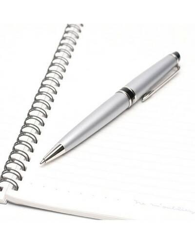 Waterman Expert II Chrome Matte Ballpoint pen - W0288660