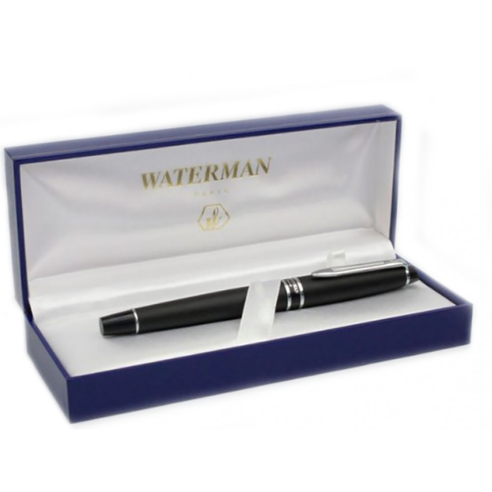 Waterman Expert II Matte Nero Penna Stilografica - W0288700