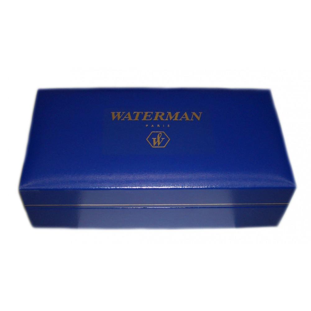 Waterman Exception Slim Black Laquer ST Penna a sfera - W0637040