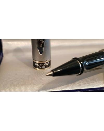 Waterman Expert II Chrome Matte Rollerball pen - W0288720