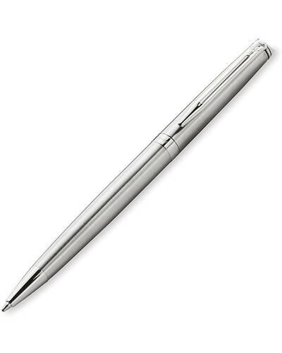 Waterman New Hemisphere Stainless Steel CT Penna a sfera - W10651601