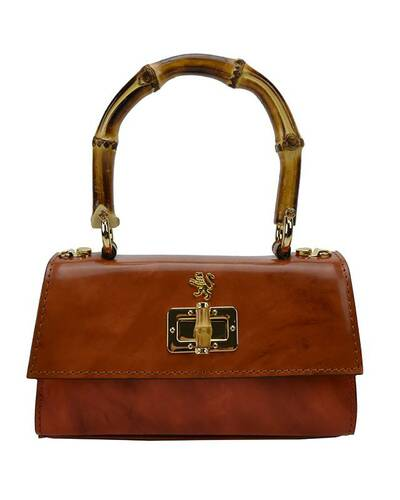 Pratesi Castalia lady bag - R298/20 Radica Brown