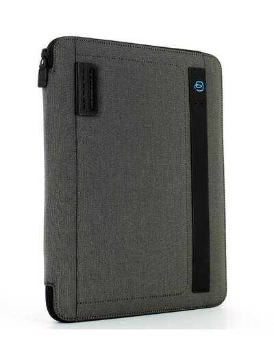 Piquadro P16 Slim notepad holder, A4 format, with pen loop, Classy - PB2830P16/CX