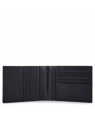 Piquadro P16 Portafoglio uomo con dodici scomparti porta carte di credito, Classy - PU1241P16/CX