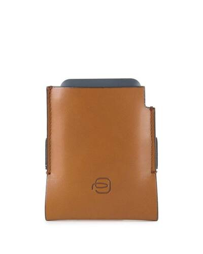 Piquadro BagMotic 5000 mAh Power Bank with leather case, Green - AC4244BM/VE